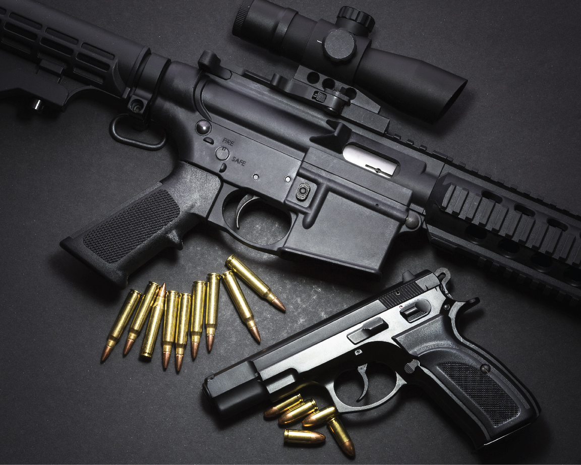 what esg conscious investors can do about guns the forum for